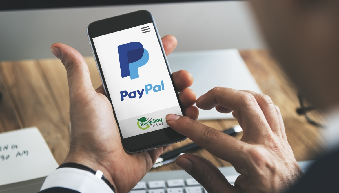 PayPal now available